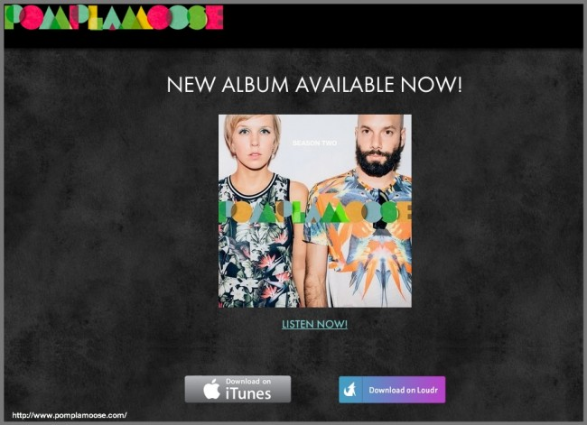 Pomplamoose-Earned media music example