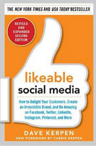 Likeable Social Media – Book Interview