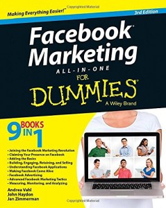 Facebook Marketing All-in-One – Book Interview