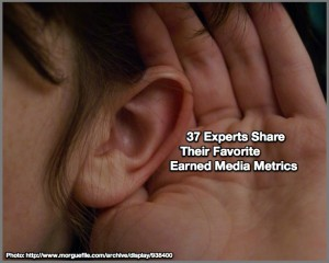 Earned Media Metrics: How To Track Your Results