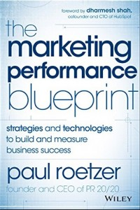 The Marketing Performance Blueprint – Book Interview
