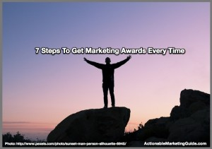 Marketing Awards: How To Win Them And Boost Your Business
