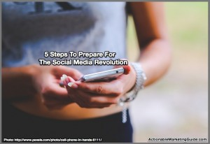 The Social Media Revolution: Make Money Or Die