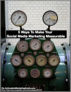 5 Ways To Make Your Social Media Marketing Measurable