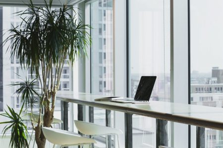 Plastic planters you'll love in your office