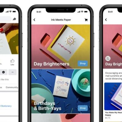 Facebook launches feature to create free shops on Instagram and Facebook