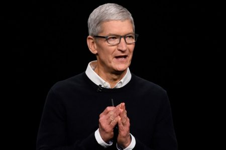 Apple's services set a new revenue record and help weather the iPhone's downturn
