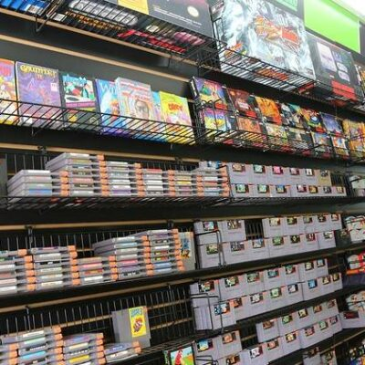 Video game sales in the U.S. from January to March exceed an all-time record